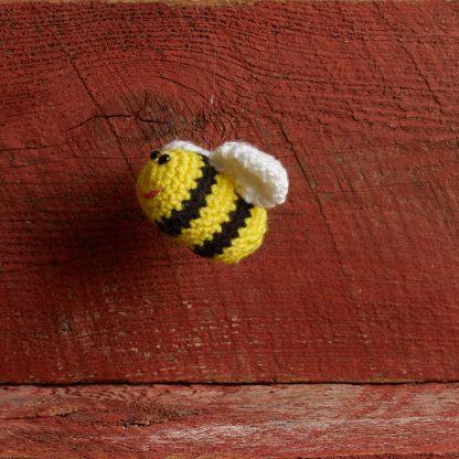 Two Beekeepers Crochet Bees 3