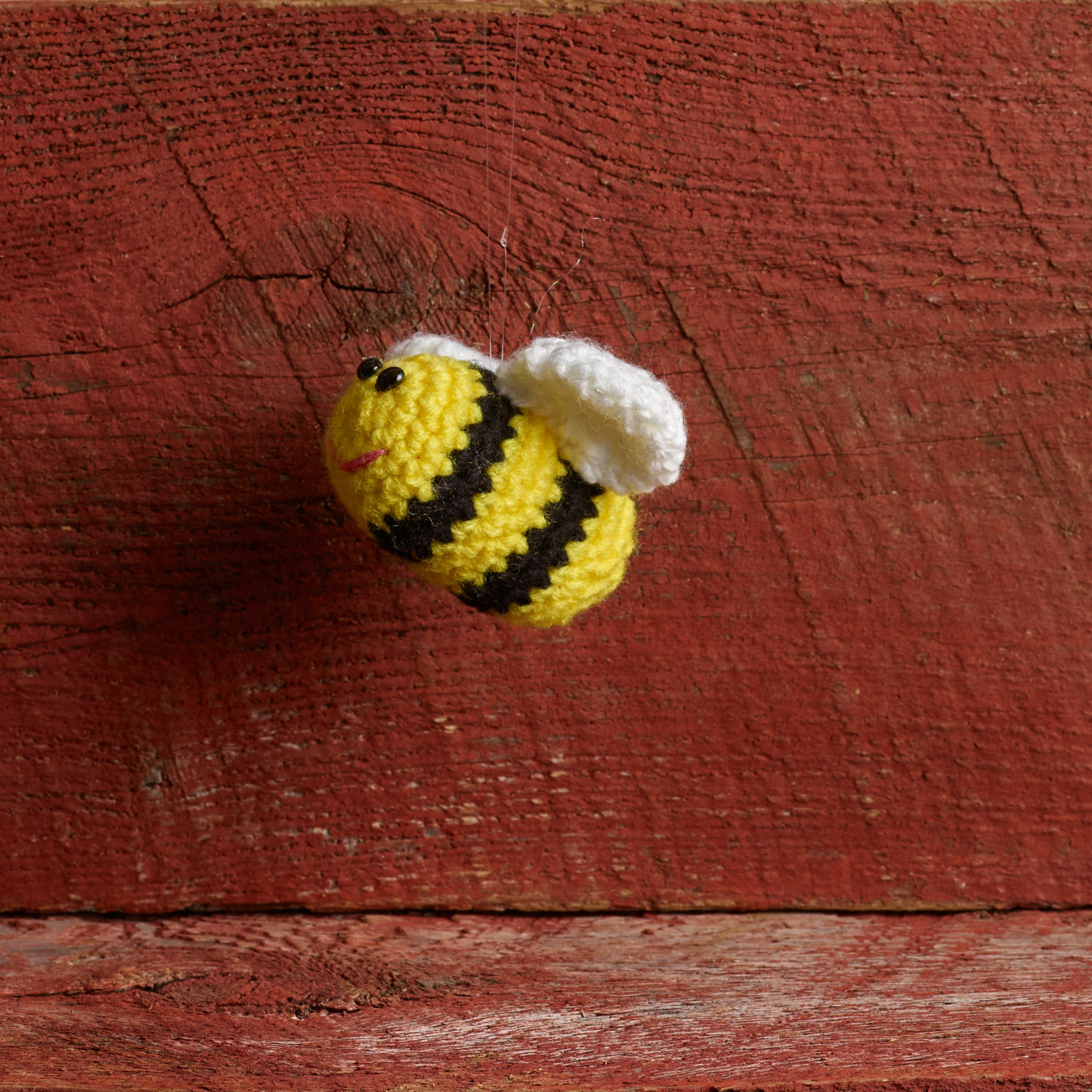 Two Beekeepers Crochet Bees 3