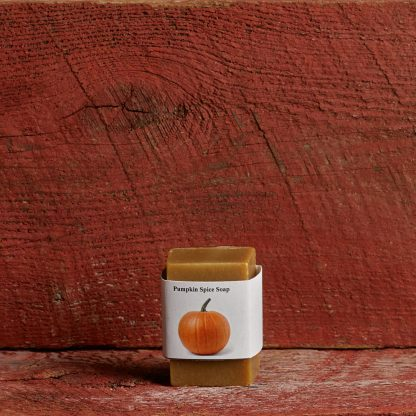Two Beekeepers Pumpkin Spice Soap