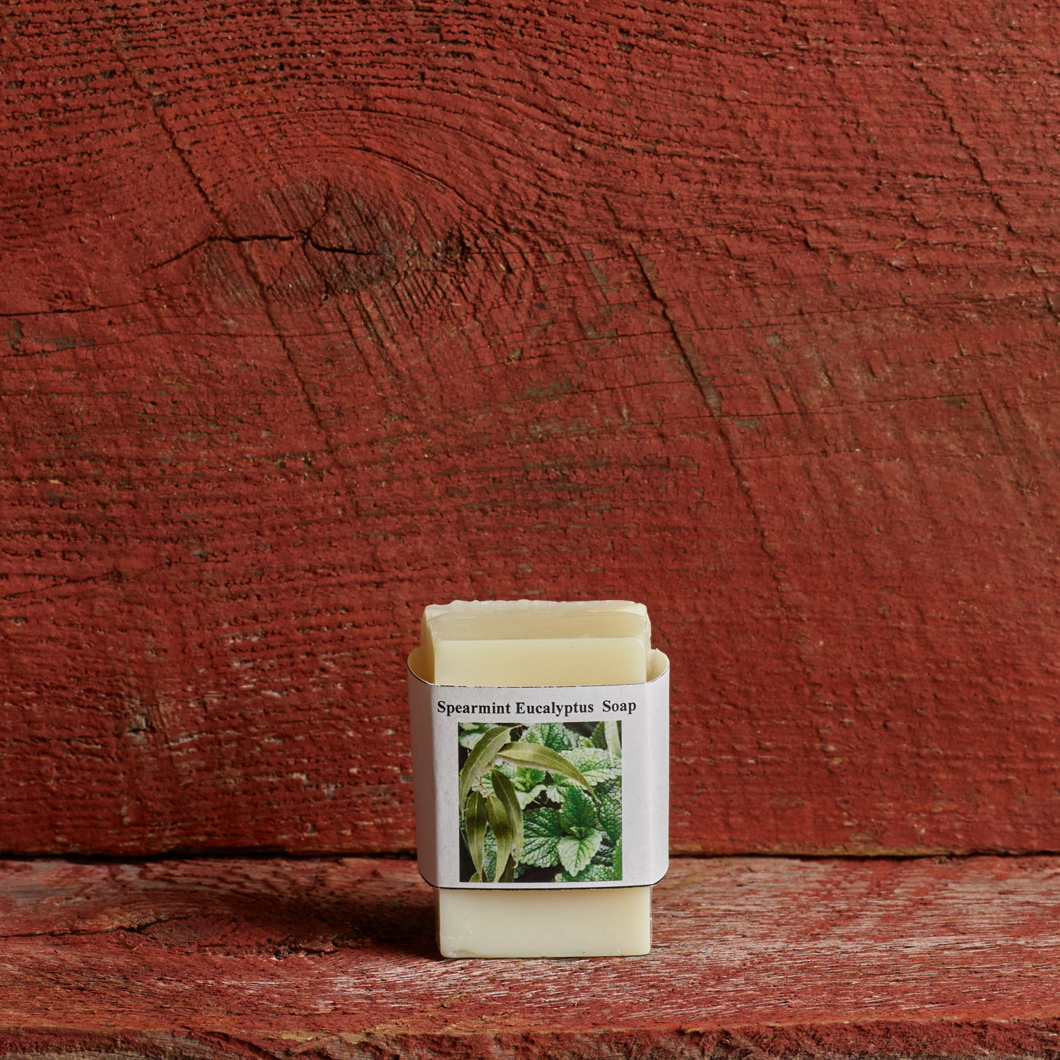 Two Beekeepers Spearmint Eucalyptus Soap